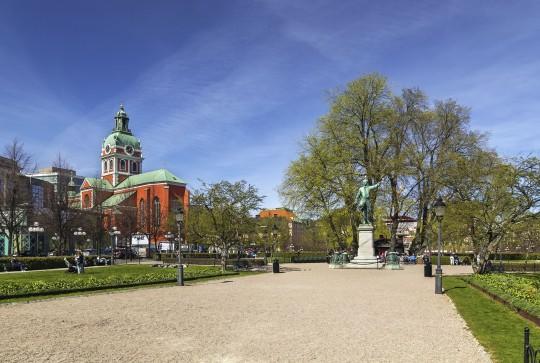 Stockholm: King's Garden