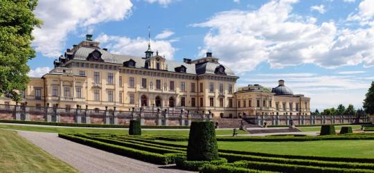 Stockholm: Drottningholm
