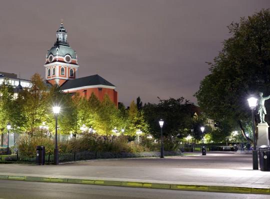 Stockholm: Kungsträdgården
