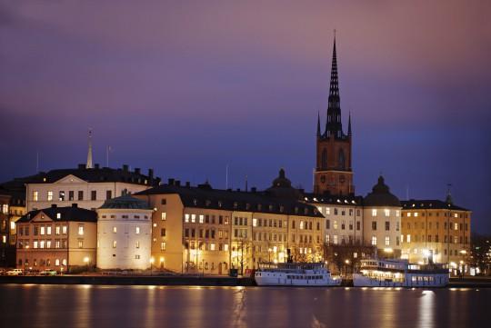 Stockholm: Riddarholmskyrkan