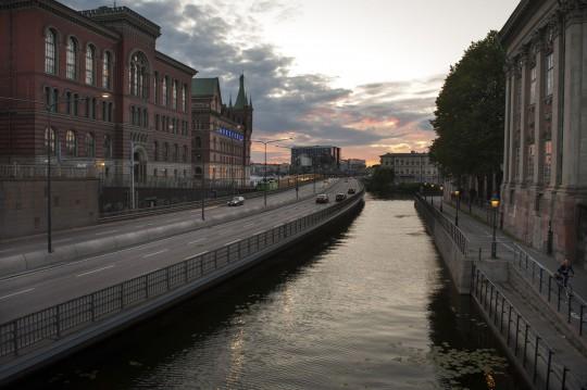 Stockholm: Die Kanäle von Stockholm