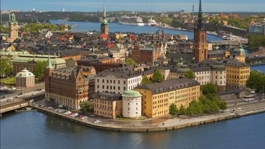 Stockholm: Panorama