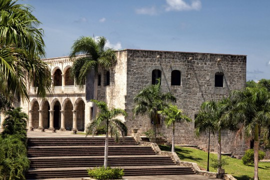 Dominikanische Republik: Alcazar de Colon