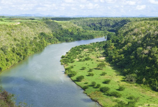 Dominikanische Republik: Rio Chavón