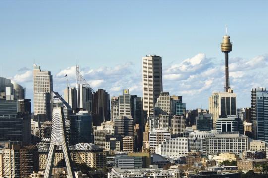 Sydney: Sydney Tower