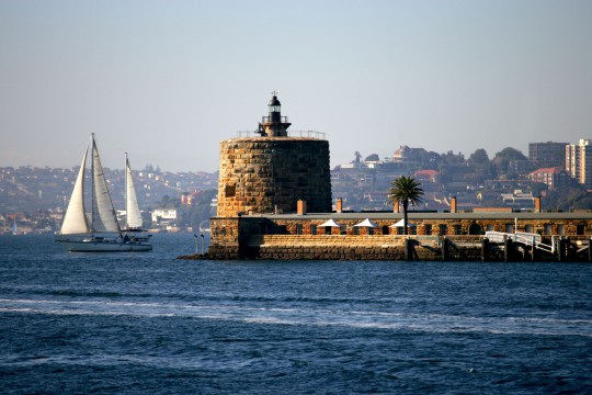 Sydney: Fort Denison