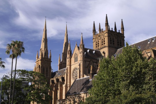 Sydney: Saint Mary's Cathedral