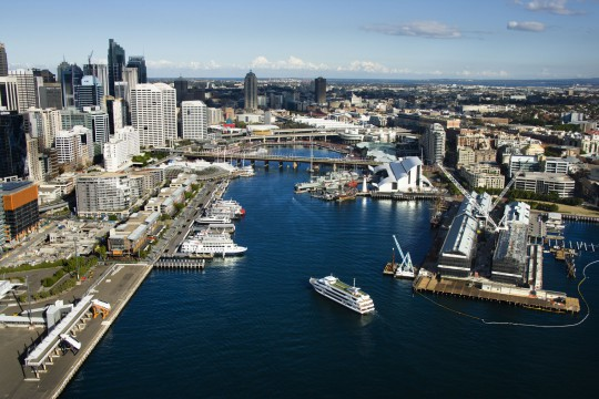 Sydney: Darling Harbour