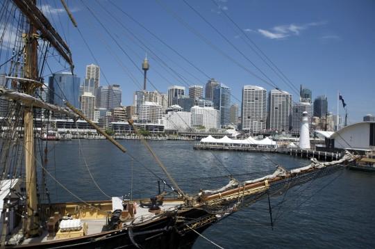 Sydney: James Craig