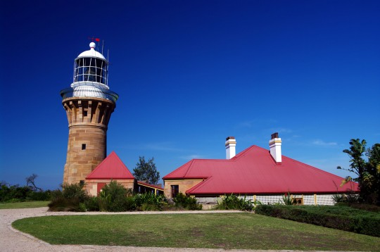 Sydney: The Barranjoey Lighthouse