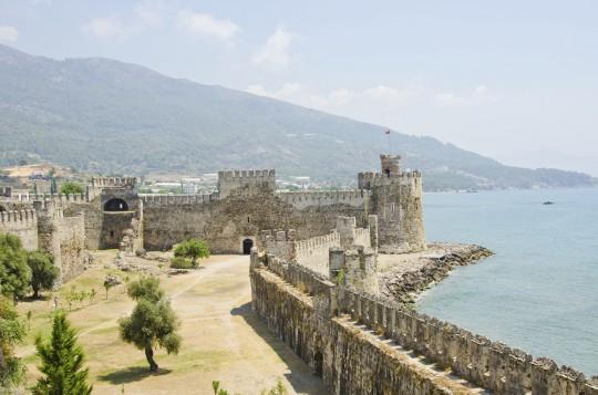 Adana und Mersin: Mamure Kalesi