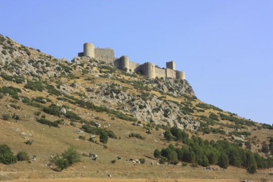 Adana und Mersin: Schlangenburg (Yılankale)