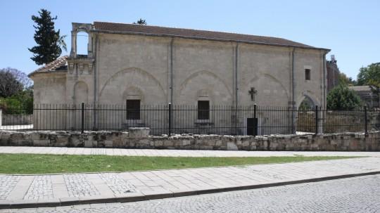 Adana und Mersin: Pauluskirche Tarsus