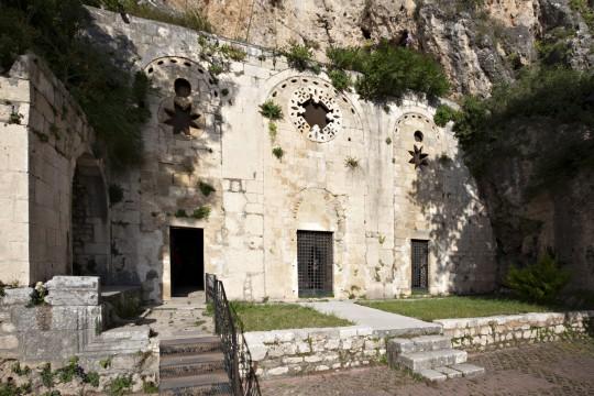 Adana und Mersin: St.-Petrus-Grotte