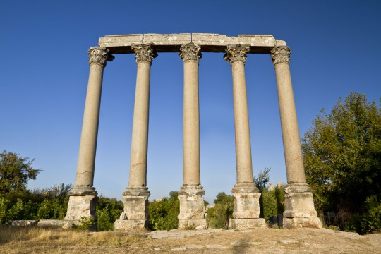 Adana und Mersin: Olba und Diokaisareia