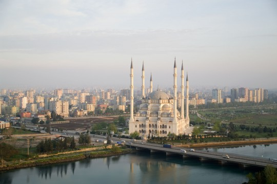 Adana und Mersin: Adana