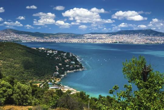 Istanbul: Marmarea Sea