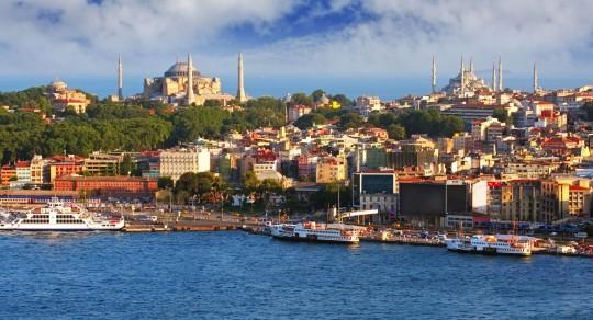 Istanbul: Galataturm