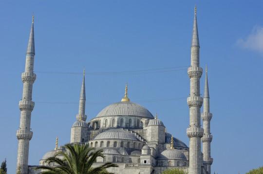 Istanbul: Sultan Ahmet Moschee