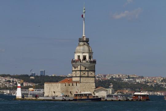 Istanbul: Mädchenturm - Kiz Kulesi