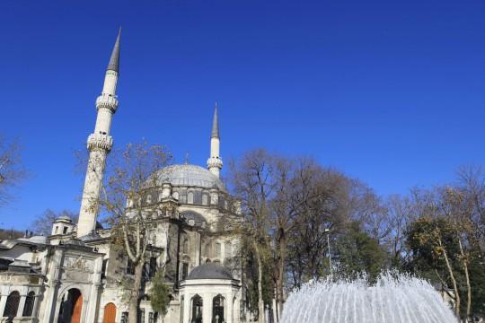 Istanbul: Eyüp Sultan Moschee