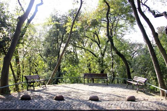 Istanbul: Yildiz Park