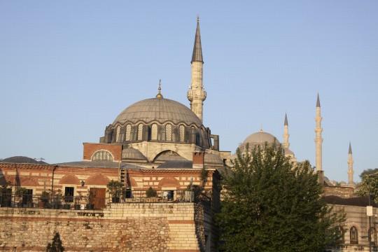 Istanbul: Rüstem Pascha Moschee
