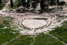 Athen: Dionysos Theater