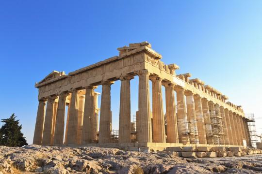 Athen: Akropolis