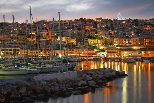 Athen: Mikrolimano