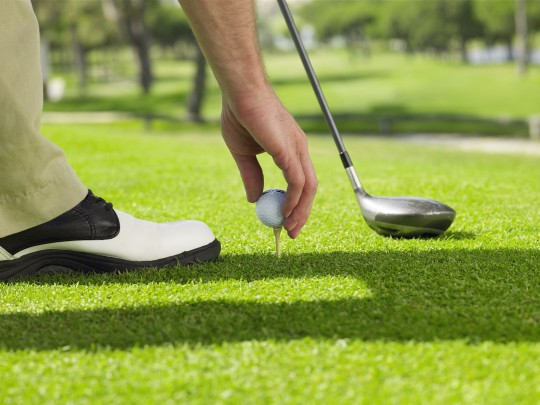 Golfplatz Glyfada (Symbolbild)