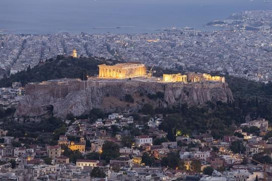 Athen: Pnyx