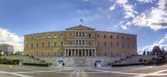 Athen: Syntagma-Platz