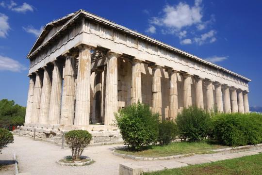 Athen: Agora
