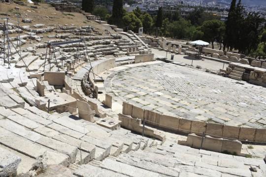 Athen: Dionysostheater