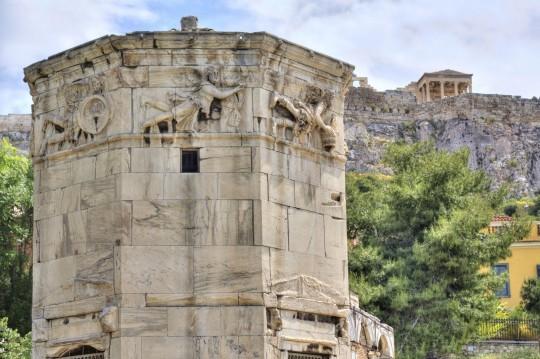 Athen: Römische Agora