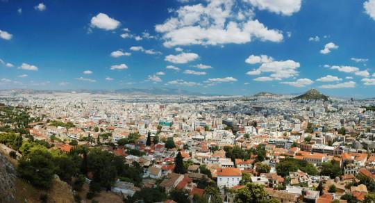Athen: Lykavittós