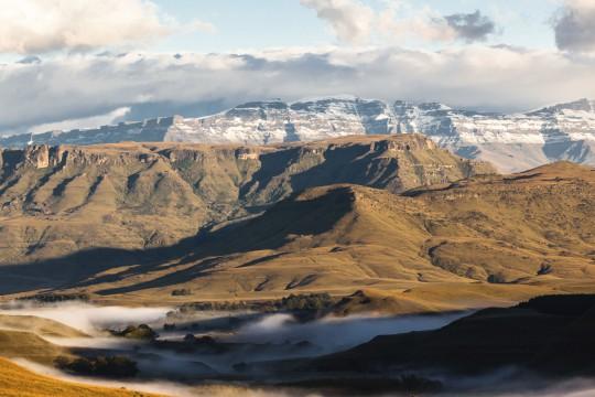 Lesotho: Drakensberge / Maloti-Berge