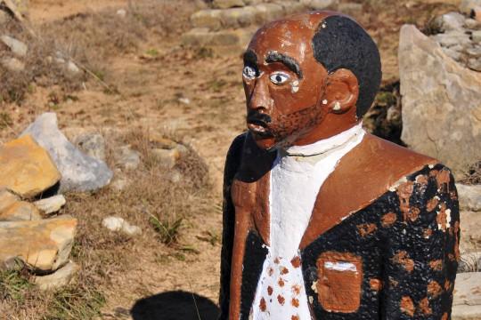 Lesotho: Thaba Bosiu