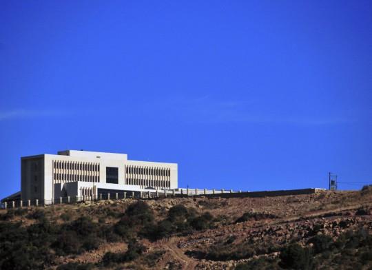 Lesotho: Parlament, Maseru