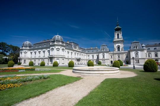 Balaton: Schloß Keszthely