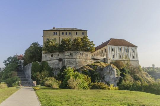 Balaton: Burg Veszprém