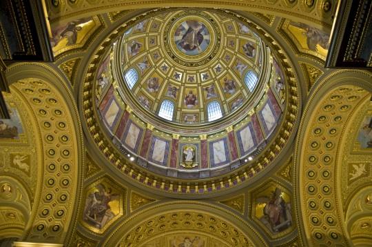 Budapest: St. Stephan Basilika