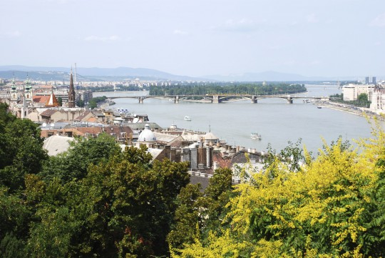 Budapest: Margareteninsel