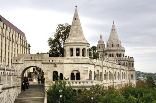 Budapest: Budaer Burgviertel