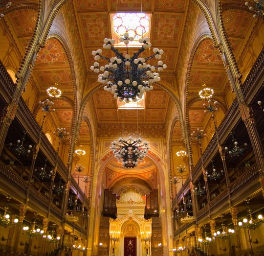 Budapest: Synagoge Budapest