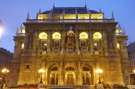 Budapest: Magyar Állami Operaház