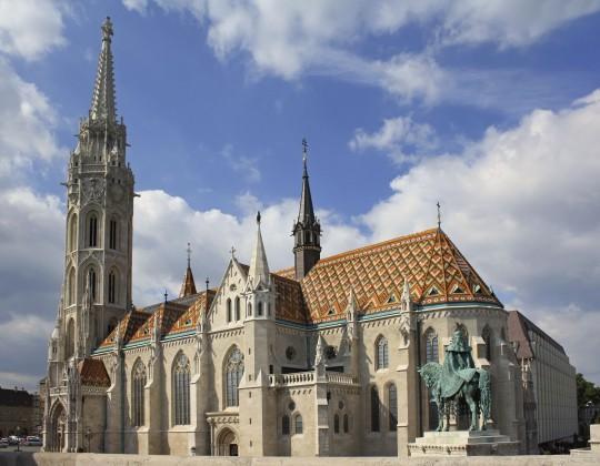 Budapest: Matthiaskirche