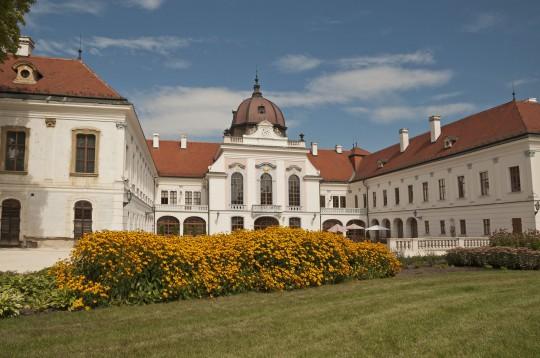 Budapest: Schloss Gödöllö