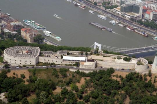 Budapest: Zitadelle